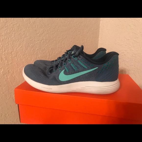 official photos c6847 65d6d Nike Lunarglide 8 running shoe size 8
